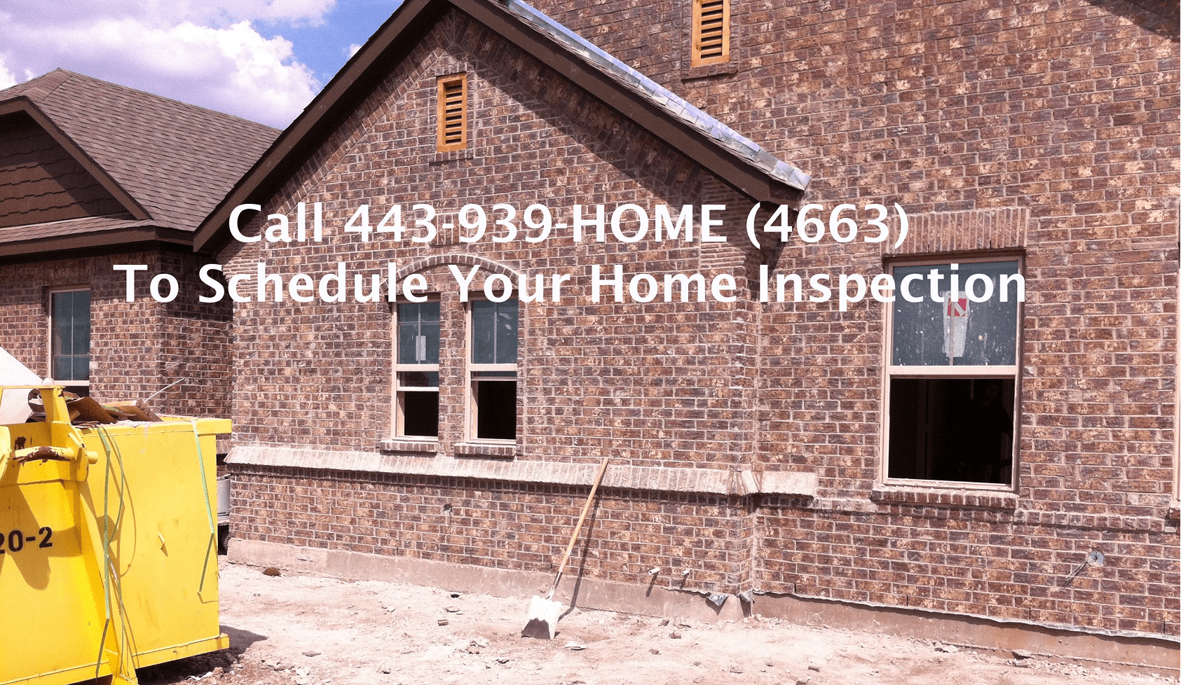 Baltimore Home Inspector Licensed Professional