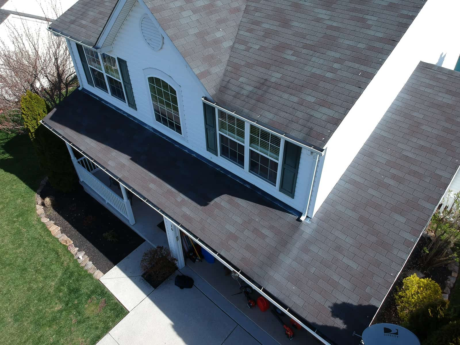 Maryland Home Inspector Drone Photography Inspection