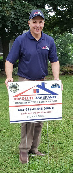 Frederick Home Inspector Certified Professional
