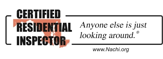 MD Property Inspection Certified Residential Inspector