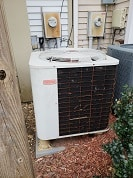 MD Home Inspector Air Conditioning