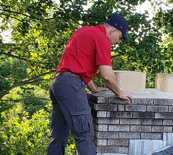 Maryland Home Inspector Chimney Inspection