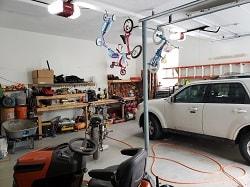 Maryland Home Inspector Garage