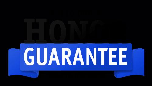 Maryland Home Inspector Honor Guarantee