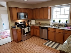 Maryland Home Inspection Kitchen Inspection