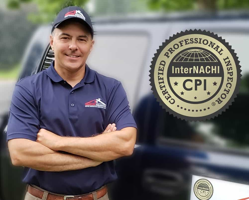 Maryland InterNACHI Certified Professional Inspector