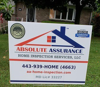 Maryland Home Inspector Absolute Assurance 443-939-4663