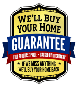 MD Home Inspector Buy Back Guarantee