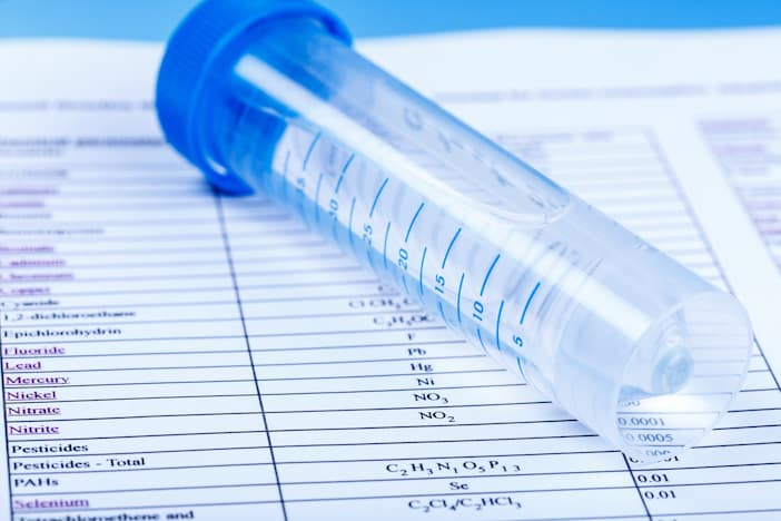 Professional Water Testing with Home Inspection