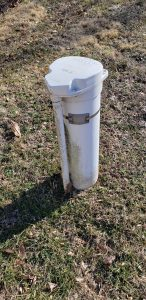 Rural well water testing Maryland Home Inspection